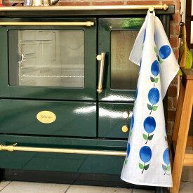 キッチンタオル 70*50cm プルヌス スティグ リンドベリ Prunus 北欧デザインのタオル 食器タオル 北欧で人気のテキスタイル
