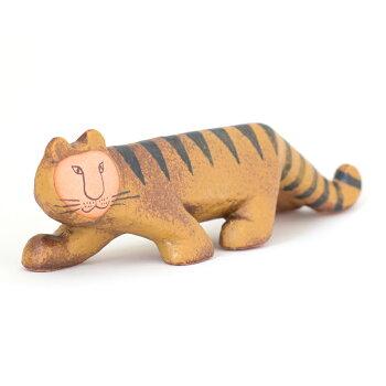 【送料無料】LISALARSON(リサ・ラーソン)Tigerタイガー虎陶器置物動物かわいいインテリア北欧雑貨大人気