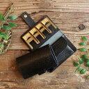 【クーポンあり】LITSTA リティスタ Coin Wallet 2 金具ゴールド Pure Black ピュアブラック | dollaro ドラーロ コイ…