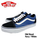 バンズ あす楽対応 送料無料  ヴァンズ バンズ スニーカー オールドスクール ジャズ ネイビー/ ホワイト Vans Old Skool Jazz Navy /White VN-0D3HNVY