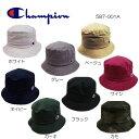 チャンピオン バケットハット 587-001A ホワイト グレー ベージュ ワイン カーキ ネイビー ブラック カモ Champion BUCKET HAT 8...