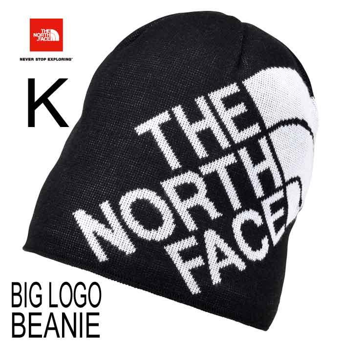 ザ ノースフェイス あす楽対応 宅配便で送料無料 ビッグロゴ ビーニー 優れた防風性を誇るGORE-TEX®WINDSTOPPER®をライニングに使用した、防風防寒ビーニー 帽子 ビーニー The North Face BIG LOGO Beanie NN41707 (K)ブラック