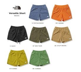 ザ ノースフェイス NB42051 バーサタイルショーツ(メンズ) 撥水ショートパンツ The North Face Mens Versatile Shorts NB42051 K NT MT SN VI UB FM
