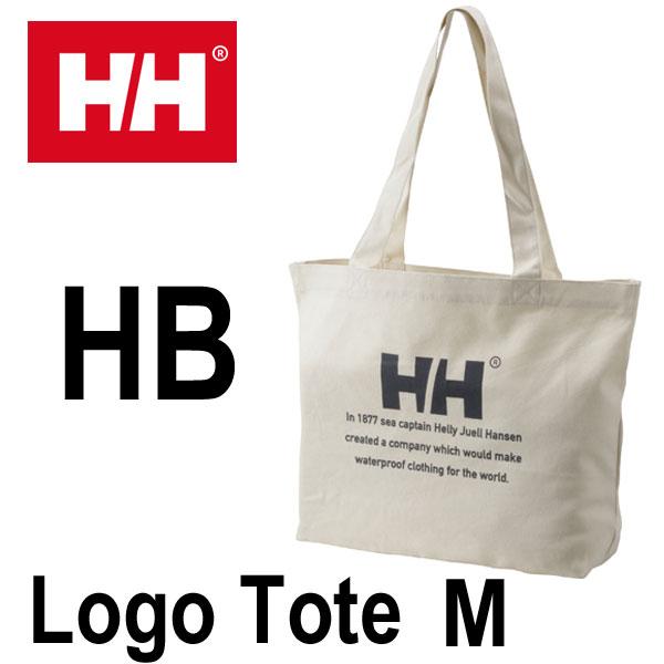 ヘリーハンセン ロゴトートM HELLY HANSEN Logo Tote M HY91733 (HB)ヘリーブルー