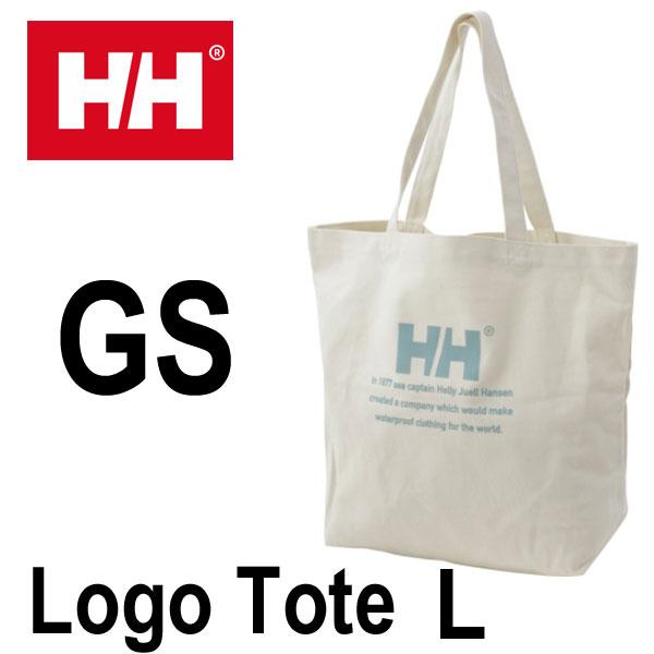 ヘリーハンセン ロゴトートL HELLY HANSEN Logo Tote L HY91732 (GS)セージグリーン