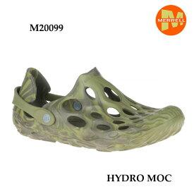 Merrell HYDRO MOC M20099 OLIVE DRAB メンズ アウトドア サンダル メレル ハイドロ モック