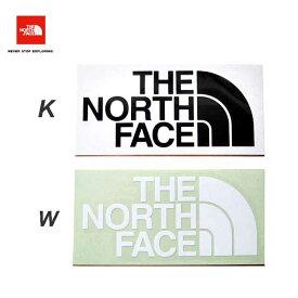 ザ ノースフェイス TNF カッティング ステッカー The North Face TNF Cutting Sticker NN88106
