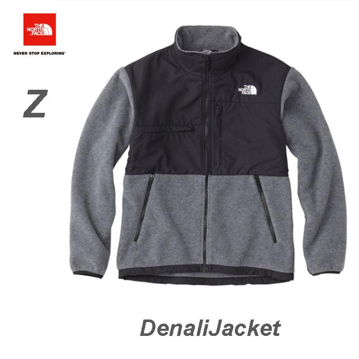 ザ ノースフェイス 2018-19年最新在庫 デナリジャケット(メンズ) フリースジャケット The North Face Denali Jacket NA71831 (Z) ミックスグレー