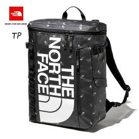 The North Face 2019年秋冬最新 GOLDWIN日本正規品  BC Fuse Box II 30L ザ ノースフェイス BCヒューズボックス ツー NM81817の後継品番です NM81968 (TP) トスロゴプリント 大学生 高校生 パソコン収納 タブレット fuse box 2