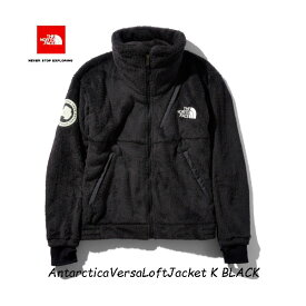 ザ ノースフェイス アンタークティカ バーサ ロフト ジャケット 高い保温性を持つフリースジャケット 2019-20年最新在庫 The North Face ANTARCTICA VERSA LOFT Jacket NA61930 (K) BLACK ブラック 南極