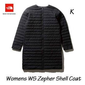 The North Face NDW91963 K WINDSTOPPER Zepher Shell Coat black ザ ノースフェイス ウインドストッパーゼファーシェルコート(レディース)(K)ブラック