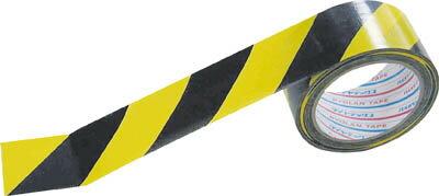 ダイヤテックス (数量限定価格) パイオラン 安全表示テープ 黄/黒 150mm×25m 特注品 1箱/12巻 TT-06-YB