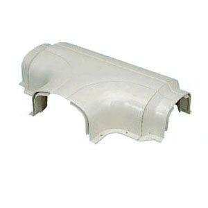 エアコン配管材ダクトチーズ(70型・100型)ミルキーホワイト 1個価格 未来工業 GKAT-100M