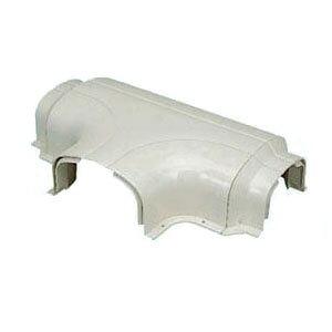 エアコン配管材ダクトチーズ(100型・140型)ミルキーホワイト 5個価格 未来工業 GKAT-140M