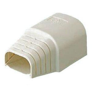 エアコン配管材ダクトエンド(80型)チョコレート 10個価格 未来工業 GKE-80T