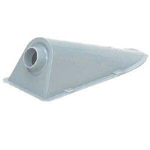 パイプエンドカバー(適合電線管薄鋼19) 50個価格 未来工業 PC-19