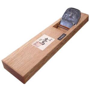 常三郎 (数量限定在庫処分品)左馬(ひだりうま)柾目(白樫・包堀)80mm【長台仕様・尺3寸】