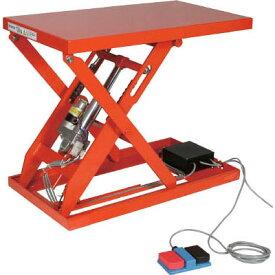 トラスコ テーブルリフト500kg(電動ボールねじ200V)幅800×長さ1050mm【代引不可・メーカー直送品】 HDL-L50810V-22