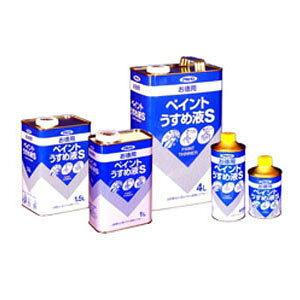 アサヒペン お徳用ペイントうすめ液S 400ml 取寄品 アサヒペン