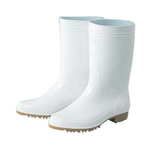 福山ゴム 耐油衛生長靴 白 26.0cm TEA26.0
