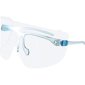スワン 超軽量フェイスシールドグラス S 乱反射やギラつきを抑えるピュアな視界 取寄品 YF850S 山本光学(株) YF-850S