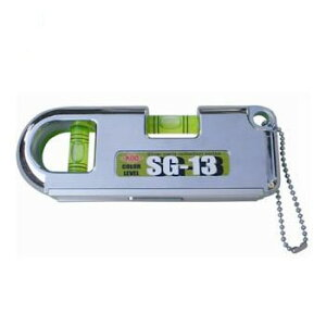 KOD カラーポケット水平器(グリーン)130mm SG-13