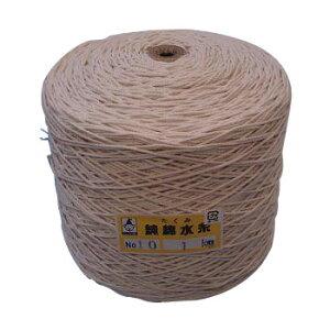 たくみ 純綿水糸 No.7 約1.1mm 1kgチーズ巻 ※受注生産品 7