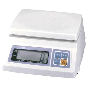 高森コーキ デジタルはかりCAS TI-1 2kg TI-1-2000