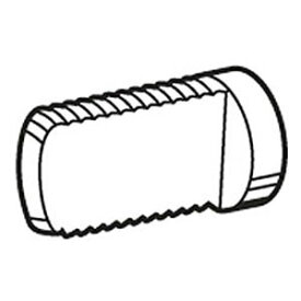 ロイヤル GPダボ柱用爪ボルト アルミ生地 10個価格 6GP-10
