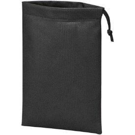トラスコ 不織布巾着袋 黒 420×330×100mm 10枚入 TNFD-10-M