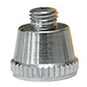 エアブラシ ビューティ4+(ダブルアクション)用 ノズルキャップ 0.2mm ※取寄品 エアテックス B4-02