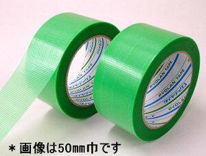 パイオラン 養生テープ 緑 125mm×25m 特注品 3箱/36巻 ダイヤテックス Y-09-GR