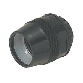 未来工業 防水型コネクタ ミラフレキMF22用 黒(10個価格) FPK-22FK