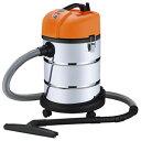 業務用掃除機 乾湿両用 30L ステンレス バキュームクリーナー 日動 NVC-30L-S ( 掃除機 業務用 掃除用品 車 車内 オフ…