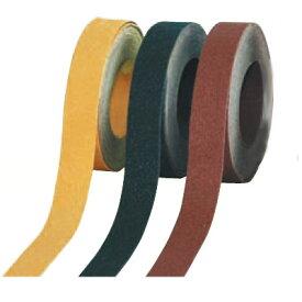 シクロケア ノンスリップテープ屋外用巻物 巾30mm×10m イエロー ※取寄せ品 3174