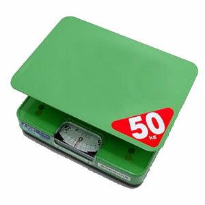 シンワ 簡易自動はかり ほうさく 50kg(70026