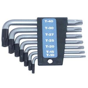 ベストツール ベスト 7PC. トルクスネジ用レンチ THP-007