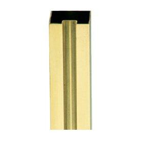 パイオニアテック スクエアスタンド エンド用 ゴールド ※取寄品 BS40-EN300-GO