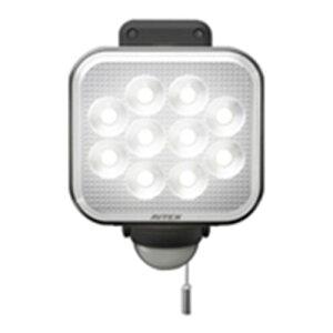 ムサシ ライテックス センサーライト100V LED12W×1灯 フリーアーム式 ※取寄品 LED-AC1012