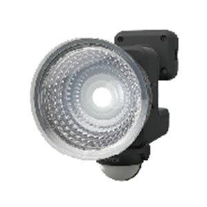 ムサシ ライテックス LED乾電池式センサーライト 1.3W×1灯 フリーアーム式 ※取寄品 LED-115