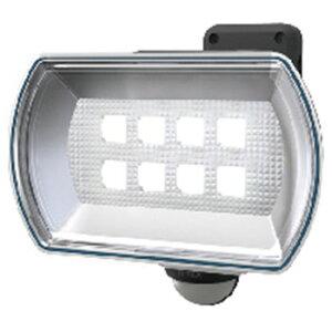 ムサシ ライテックス LED乾電池式センサーライト 4.5Wワイド フリーアーム式 ※取寄品 LED-150