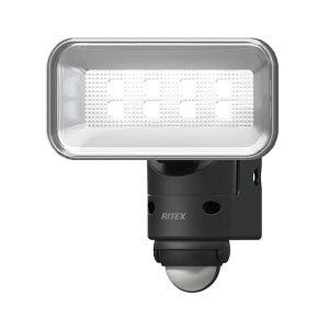 ムサシ RITEX センサーライト100V 5W×1灯 ※取寄品 LED-AC105