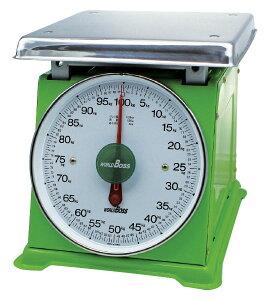 高森コーキ WORLD BOSS 特大型 上皿自動秤 TOUGH 秤量100kg ※取寄品 HA-100N