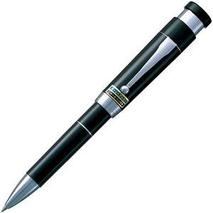 印鑑付ボールペン [黒+シャープペンシル] 0.7mm 黒 SHW-1502