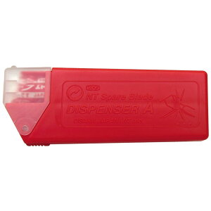 A型カッター替刃 BAD刃 (刃先30度 刃厚038mm)刃先処理器入り BAD x 10枚 取寄品 NTカッター BAD-21P ( 替刃 替え刃 カッターナイフ カッター エヌティー )
