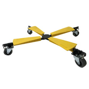 折り畳み台車 X-Cart Xカート 円錐台形に収納変形 XC0150Y 耐荷重65kg 取寄品 土牛産業 03786 ( エックスカート X-カート カート )