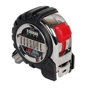 コンベックス タフギア HG 25-5.5m JIS 取寄品 シンワ 80821 (JIS1級 セルフストップ ナイロンコート テープ ショックアブソーバー ステンレス バネ プロテクター ベルトクリップ ストラップ 0点補