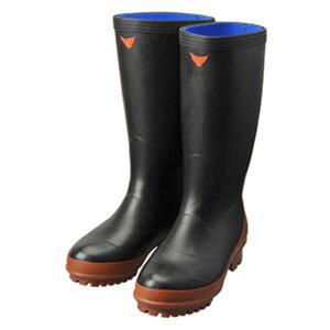 防寒長靴 スポンジ゛大長9型 25.5cm シバタ工業 NC020 (作業用長靴 防寒 耐油底 ワイド -30度)
