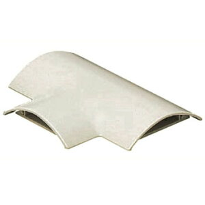 ワゴンモール(ワイドタイプ)付属品チーズ(OP5型)ミルキーホワイト 1個価格 未来工業 OPWT-5M