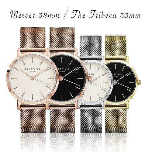 ローズフィールド 時計 メンズ 腕時計 ゴールド マーサー 男性 ROSE FIELD MWR-M42 【お買い物】